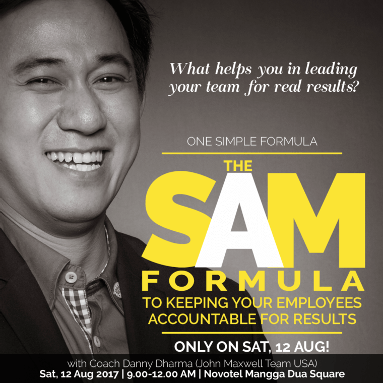 SAM Formula to Keeping Employee Accountable for Results