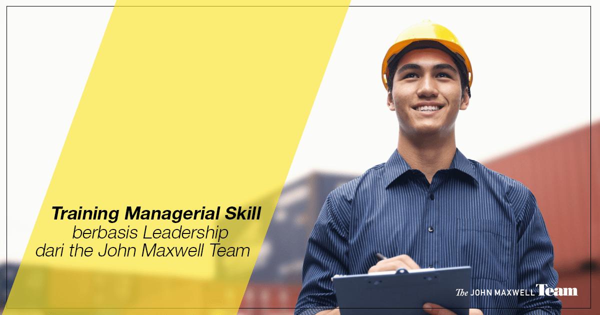 Training Managerial Skill Jakarta
